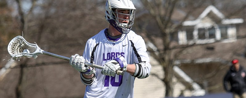 Lords' early lead at Wooster slips away - Kenyon College